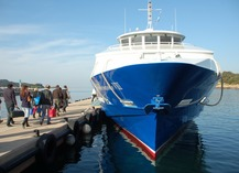 TVM / TLV, navettes pour les îles - Hyères