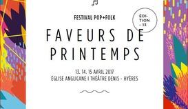 Festival Faveurs de Printemps