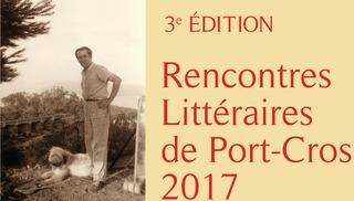 3 ème édition des rencontres littéraires de Port-Cros - Hyères