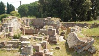 Site archéologique d'Olbia - Hyères