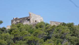 Fort de l'Alycastre - Hyères