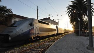TER Paca, TGV - Hyères