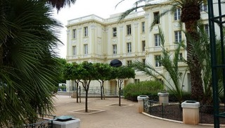 Les jardins du Park Hotel et du Casino - Hyères