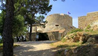 Fort Sainte Agathe - Hyères