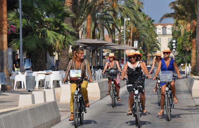 Visite guidée : La Belle Epoque à Bicyclette 1 - Hyères