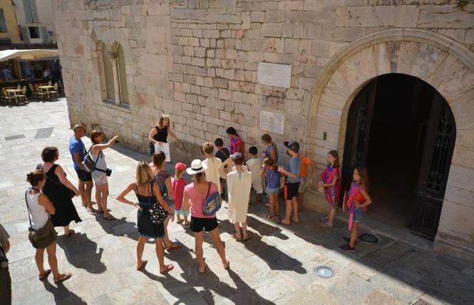 Visite guidée : A la recherche du trésor des Templiers 12 - Hyères