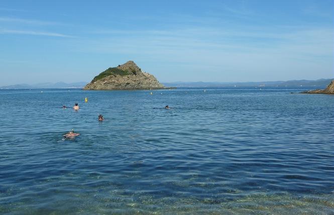 Sentier sous-marin de Port Cros 5 - Hyères