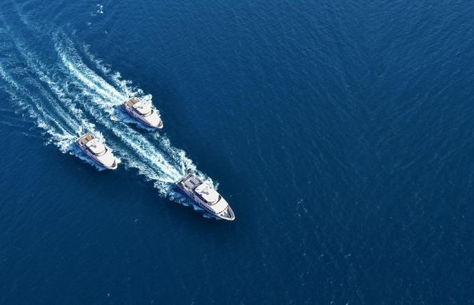 TVM / TLV, navettes pour les îles 5 - Hyères
