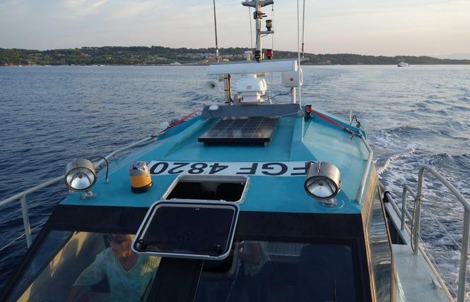 Bateau Taxi vers les îles (Espace Mer) 7 - Hyères