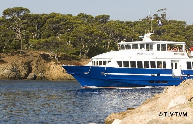 TVM / TLV, navettes pour les îles 8 - Hyères