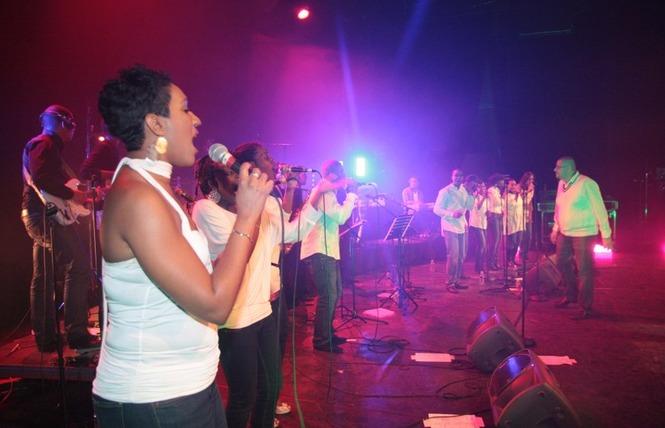 Concert So Gospel 4 - Hyères