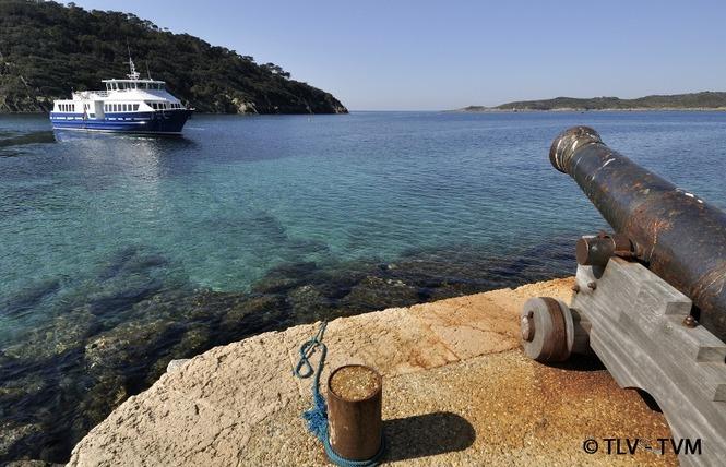 TVM / TLV, navettes pour les îles 7 - Hyères