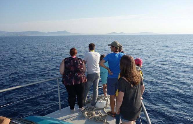 Bateau Taxi vers les îles (Espace Mer) 14 - Hyères