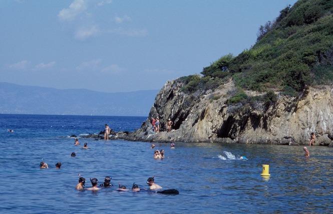 Sentier sous-marin de Port Cros 3 - Hyères