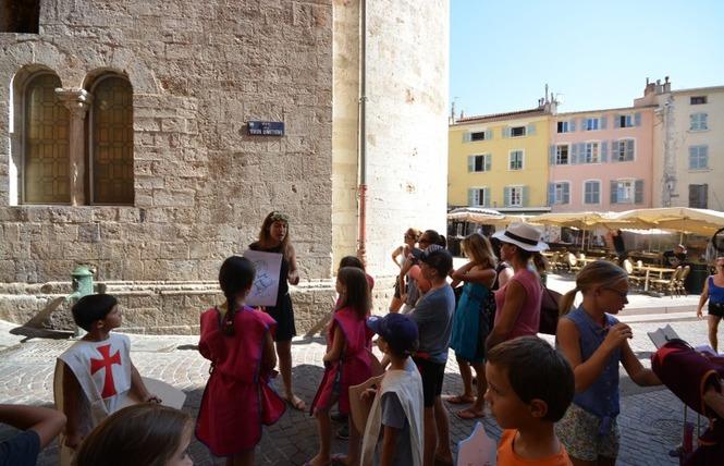 Visite guidée : A la recherche du trésor des Templiers 11 - Hyères