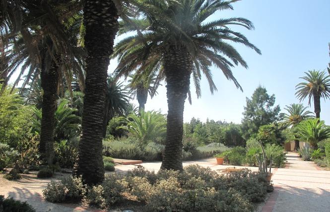 Maison du Parc National und Garten Emmanuel Lopez | Office de ...