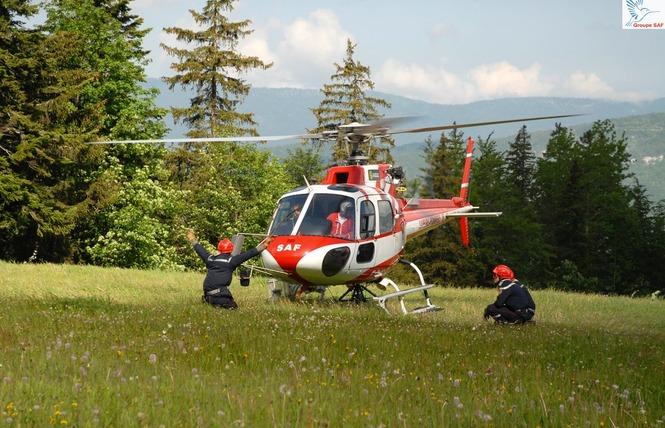 SAF Hélicoptères 5 - Hyères